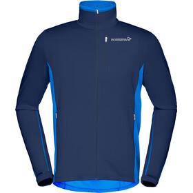 Norrøna Bitihorn Warm1 Stretch - Chaqueta Hombre - azul